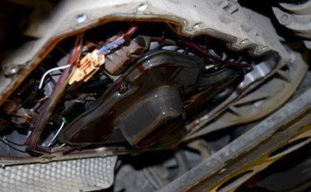 Замена масла в АКПП Audi Q7