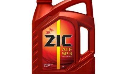 Трансмиссионное масло ZIC ATF SP 3 для корейских авто