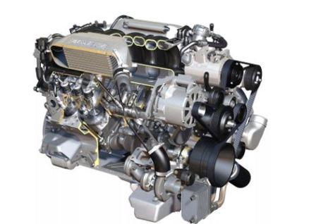 Из чего состоит двигатель
