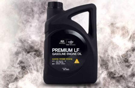 Hyundai Prem LF Gas 5W-20
