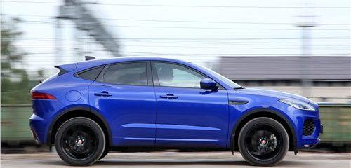 Сравнительный тест BMW X2 и Jaguar E-Pace