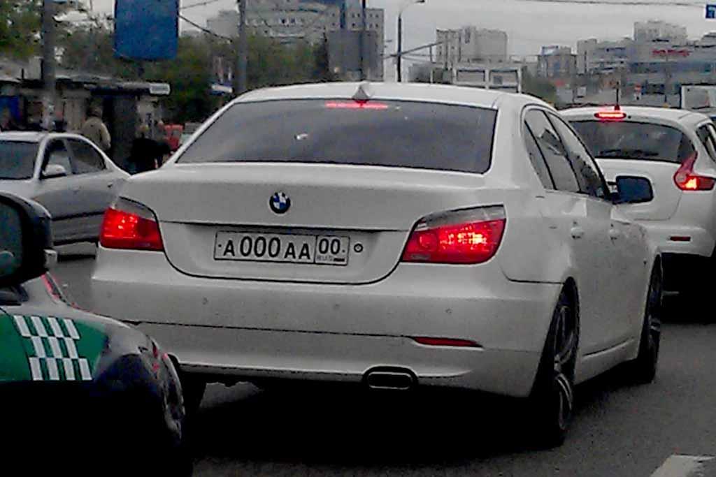 Номер автомобиля 000