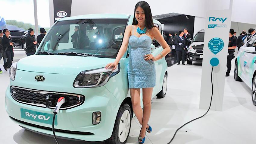 Отмена налога на покупку электромобилей в Китае