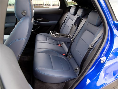 Салон Jaguar E-Pace
