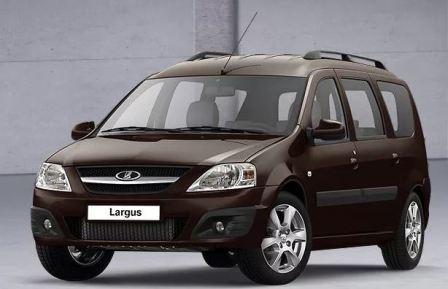Lada Largus 2019 restyled
