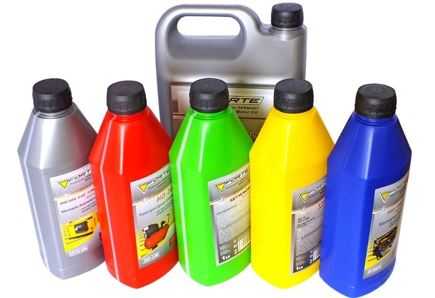 Oil for 4-stroke air-cooled engines