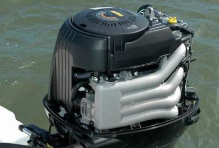 Transmission oil for boat engines