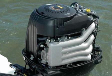 Трансмиссионное масло для лодочных моторов