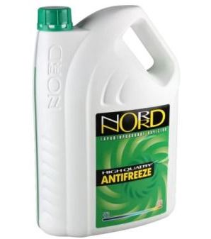 Antifreeze Nord green