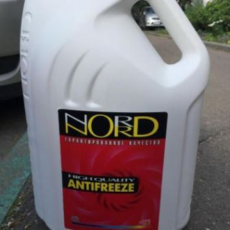 Antifreeze Nord red