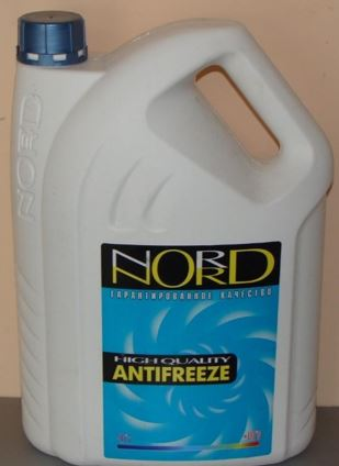 Antifreeze Nord blue