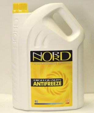 Antifreeze Nord yellow