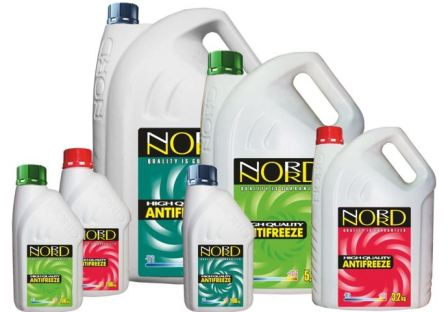 Nord antifreeze overview
