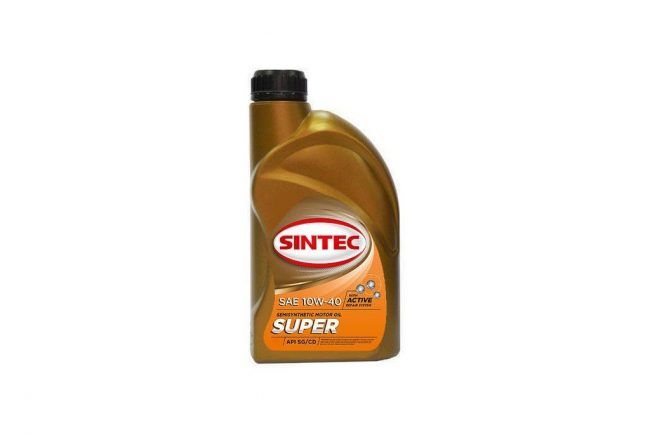 Sintec Super 10W-40