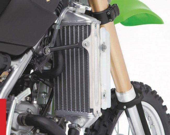 Система охлаждения для мотоциклов