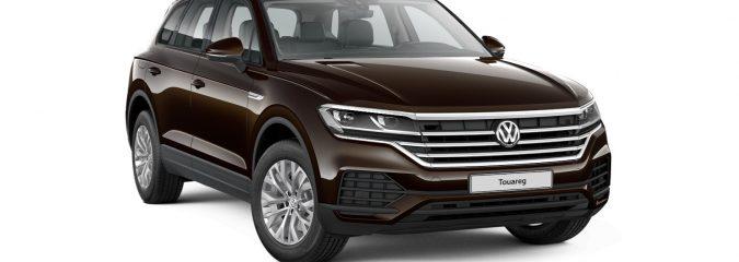 Чем удивляет новый Volkswagen Touareg: дизайн, характеристики, новые опции