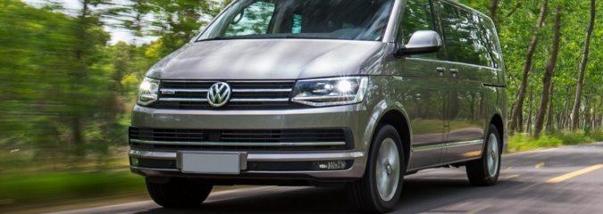 Volkswagen Multivan: все что нужно для авто бизнес-класса