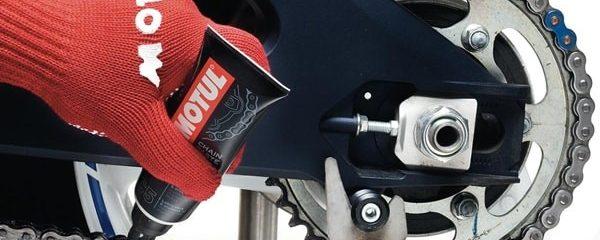 Смазка для цепи мотоцикла