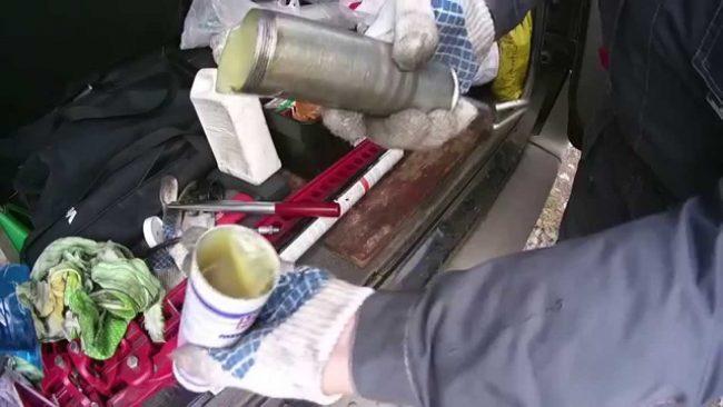 Заправка шприцев