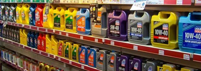 Моторное масло: предназначение и виды
