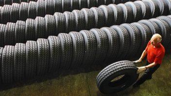 Китайские грузовые шины