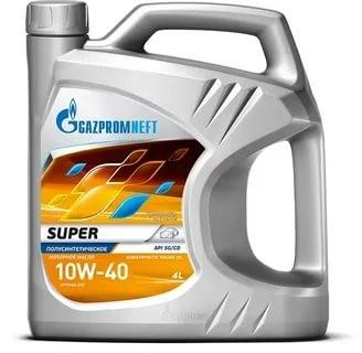 Отзывы о моторном масле Газпромнефть 10W 40 полусинтетика