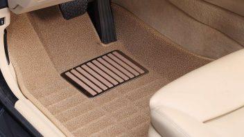 Критерии выбора автомобильных ковриков для салона