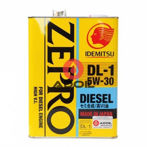 IDEMITSU ZEPRO DIESEL DL-1 5W30