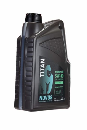 NOVUS TITAN 5W-30
