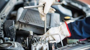 Слесарный ремонт автомобилей Тойота