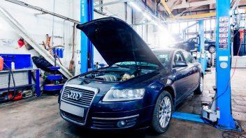 Сервис автомобилей Ауди: наиболее частые причины обращения на СТО