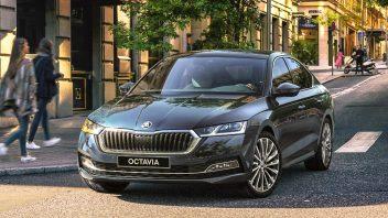 Octavia — самая популярная модель чешского производителя